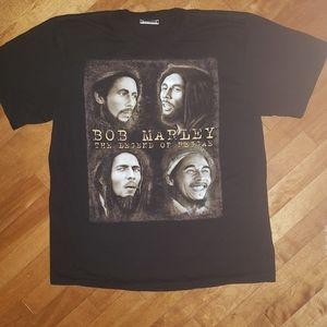 Other - 2 for $10   Vintage Bob Marley T-Shirt